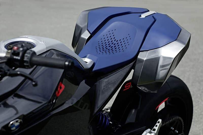 BMW Motorrad apresenta o conceito 9cento