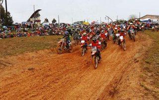 Tombo na Lama: o maior encontro de trilheiros do Paraná irá sortear motos 0km