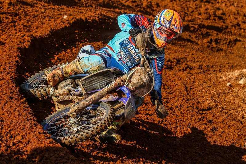 Yamaha comemora a liderança no Brasileiro de Motocross e no Rally Baja