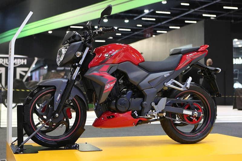 Dafra Next 300 chega às lojas com estilo arrojado e alta performance