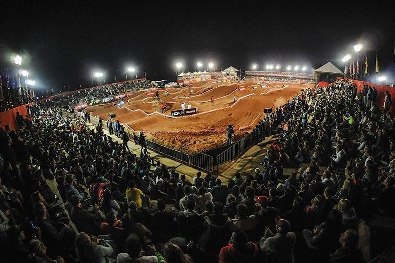 Arena Cross Brasil tem início neste sábado (19) em Caraguatatuba (SP)