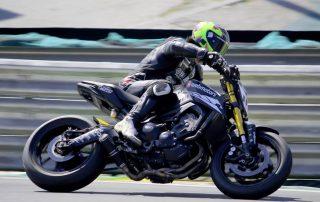 Pikes Peak 2018: Rafael Paschoalin em uma Yamaha MT-09 em busca do topo