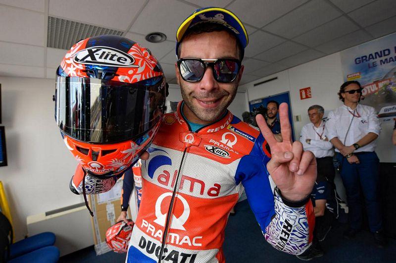 Dança das cadeiras na MotoGP: Lorenzo vai para a Honda e Petrucci para a Ducati.