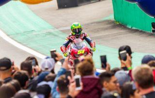 Eric Granado vence as duas provas da 4ª etapa do Superbike Brasil
