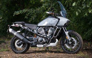 Harley-Davidson antecipa modelos para o futuro, entre eles uma touring