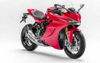 """Ducati Supersport S é eleita """"Moto do Ano - 2019"""" na categoria Sport Touring"""