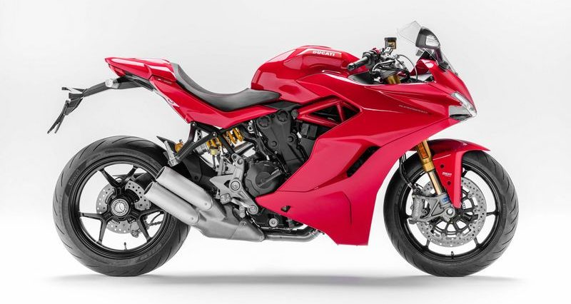 "Ducati Supersport S é eleita ""Moto do Ano - 2019"" na categoria Sport Touring"