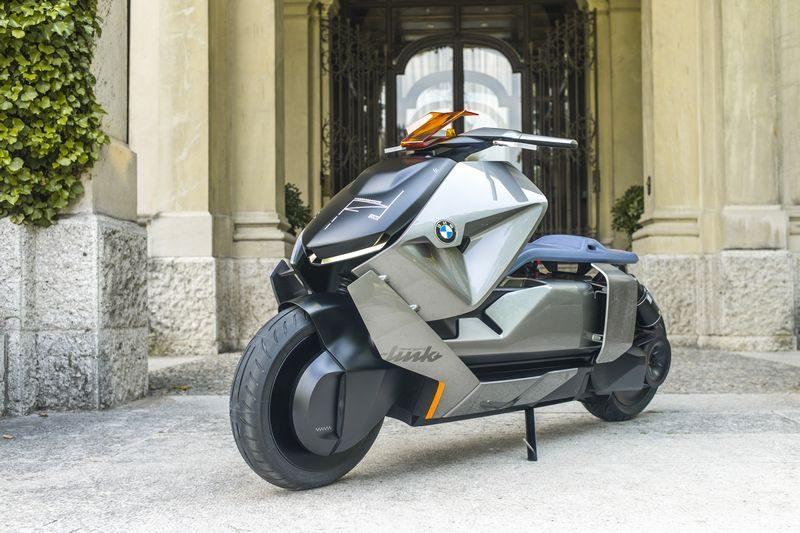 BMW e o conceito da Trail Voadora - Hover Ride Design Concept
