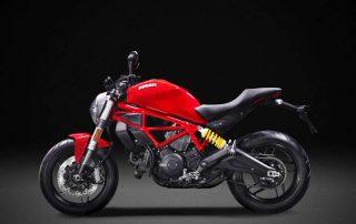 Ducati Monster 797 resgata a versatilidade naked