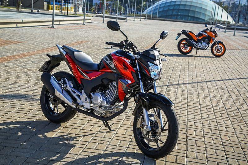 Honda CB 250F Twister 2019 CBS