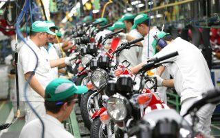 Honda prevê investimentos de 500 milhões de reais no Brasil