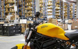 Ducati reforça serviços ao cliente