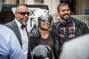 Fotos do Distinguished Gentleman's Ride 2018 no Brasil