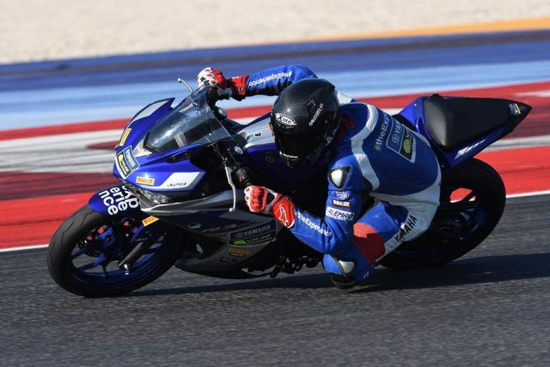 Ton Kawakami - Piloto da Yamaha Brasil na Supersport 300