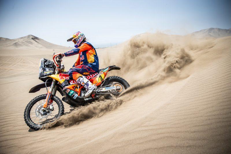 Toby Price vence o Rally Dakar pela segunda vez