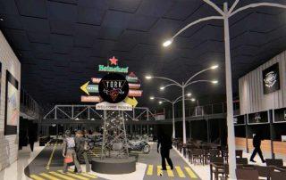 Curitiba vai ter um mega show bar para fãs de rock e motocicletas