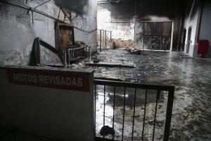 Revenda de motos é covardemente atacada em Fortaleza