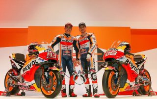 "Repsol Honda mostra seu ""Dream Team"" para a temporada 2019"