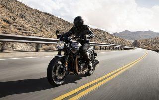 Triumph lançará nova moto clássica Speed Twin no mercado brasileiro