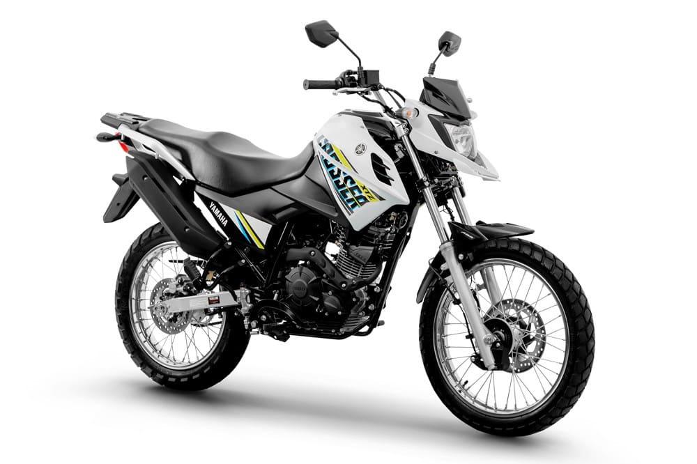 c8824996af Yamaha XTZ 150 Crosser 2019  duas versões agora com ABS
