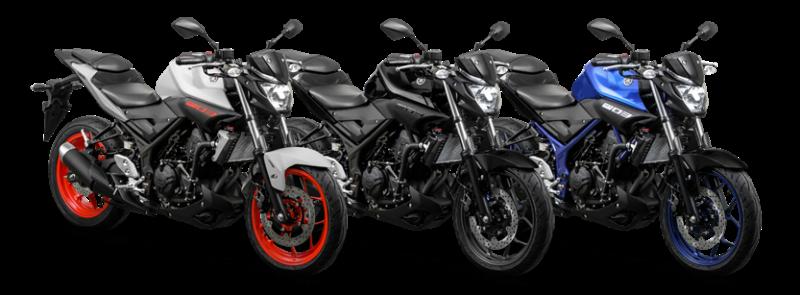 Yamaha se adianta e apresenta a MT-03 2020