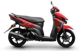 Yamaha apresenta a Neo UBS 125 2020 a partir de 8.390