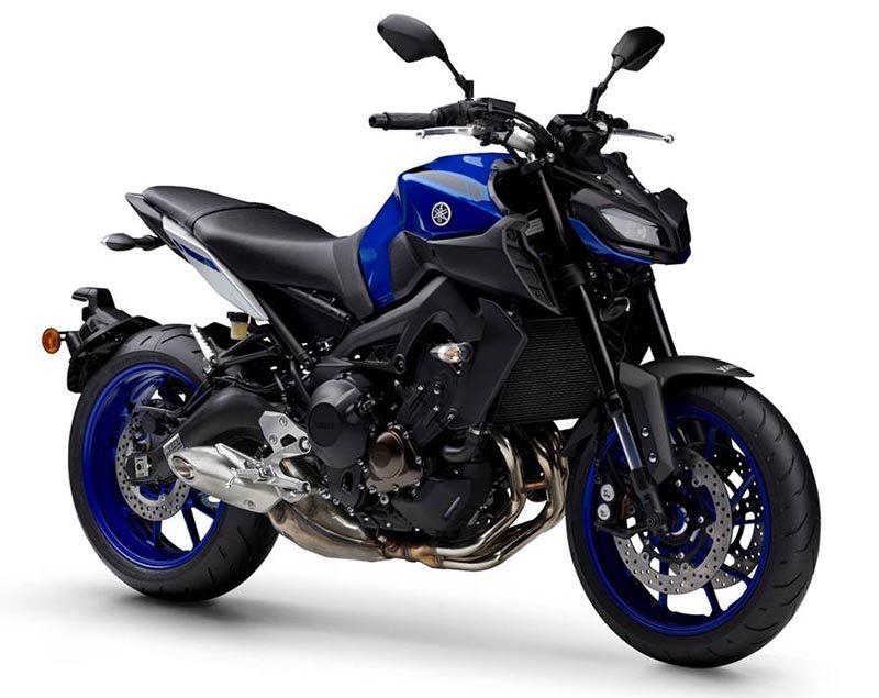 Nova Yamaha MT-09 2020: monstruosa por 43.690