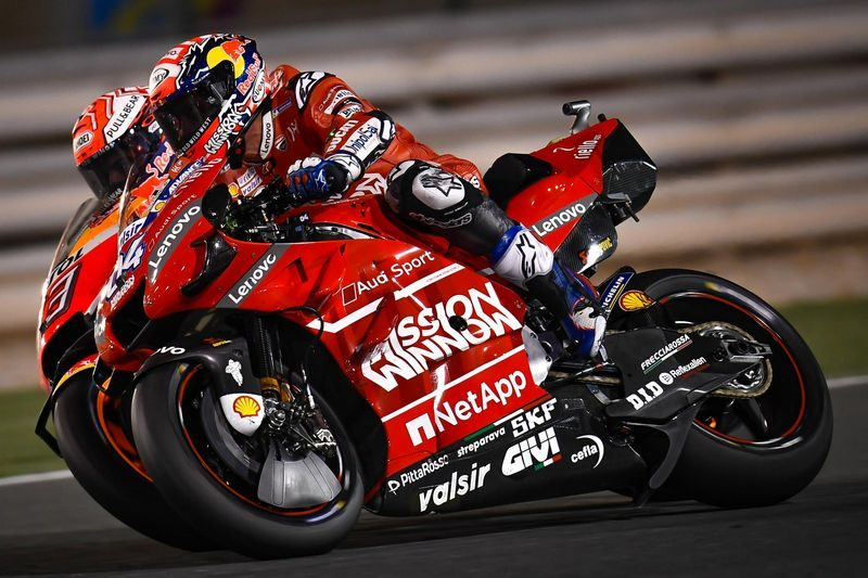 MotoGP 2019: Dovizioso vence Marquez por 23 milésimos de segundos