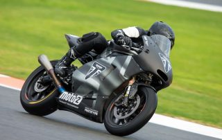 Motores Triumph de 765 cc batem recordes na Moto2 - 2019