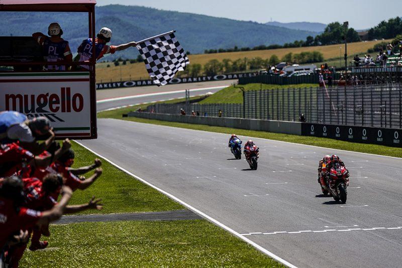 MotoGP da Itália