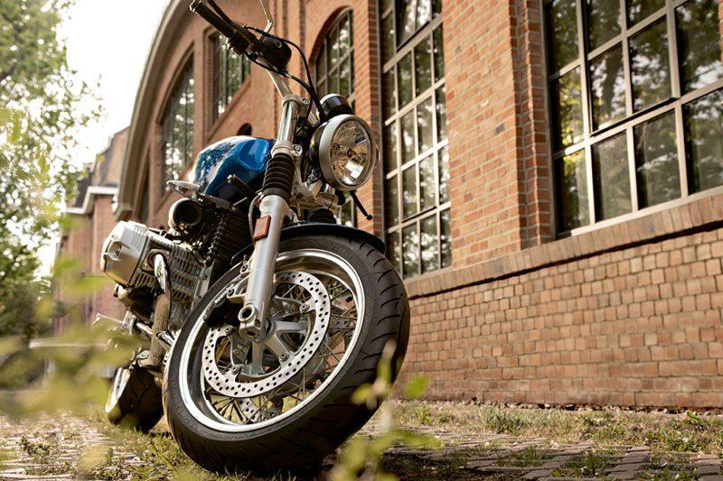 BMW Motorrad celebra 50 anos de produção de motos na fábrica de Berlim, na Alemanha