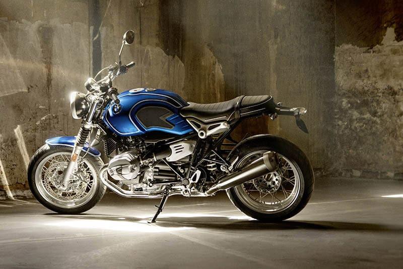 BMW Motorrad celebra 50 anos de produção