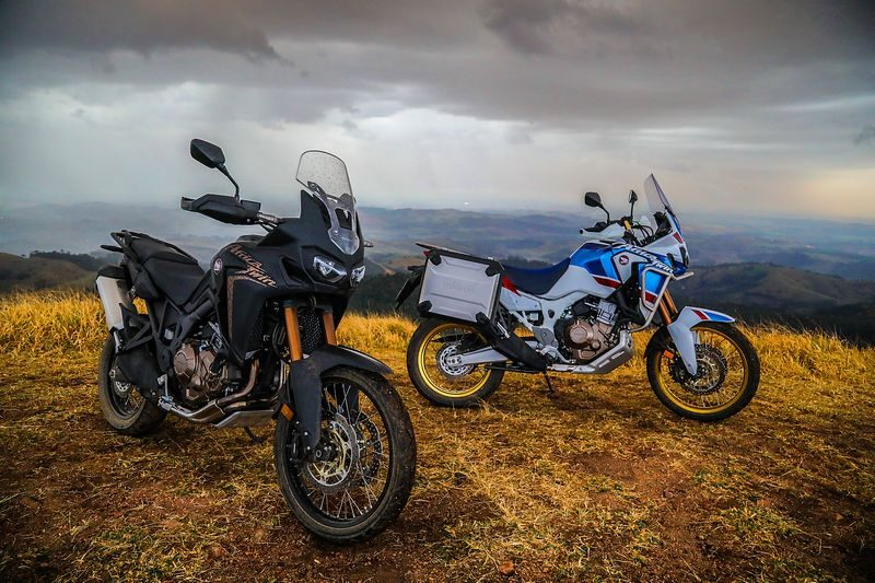 CRF 1000L Africa Twin e CRF 1000L Africa Twin Adventure Sports