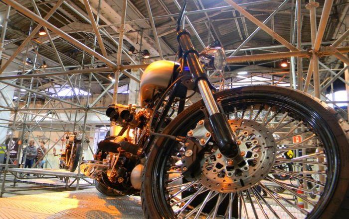 BMS Motorcycle