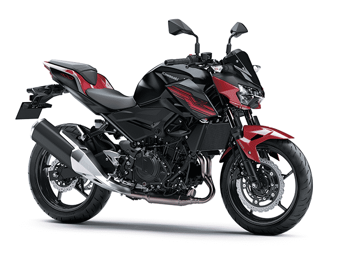 Kawasaki Z400 2020 - Apresentação no Festival Duas Rodas