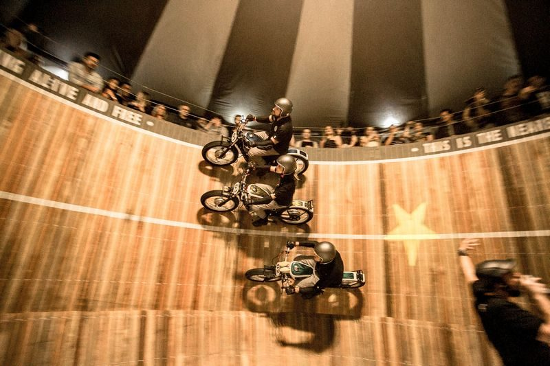 Wall Of Death, Brasil - Créd. Ebraim Martini