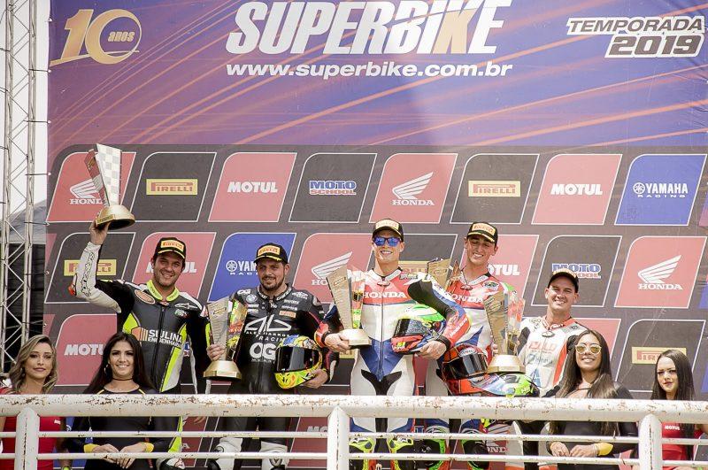 SuperBike Brasil - Granado conquista duas vitórias em Goiânia