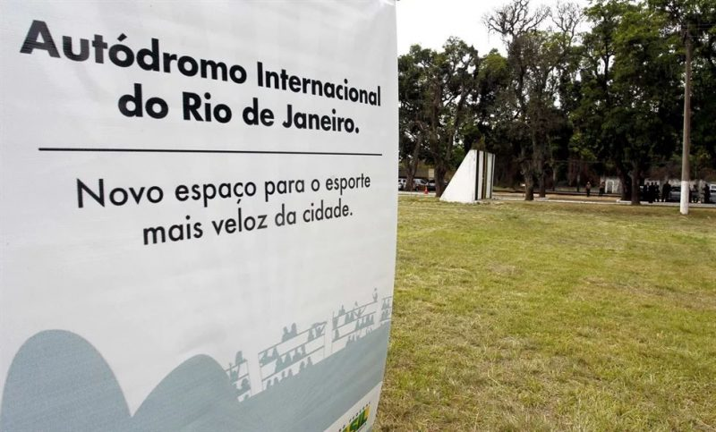 A MotoGP, maior campeonato de motovelocidade do mundo deverá volar ao Brasil, no futuro autódromo Rio Motorpark