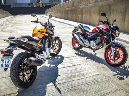 Honda CB 250F Twister 2020: novas cores, a partir de R$14.490