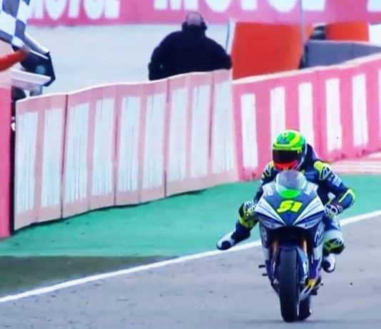 Eric Granado faz história ao vencer as duas últimas corridas da MotoE