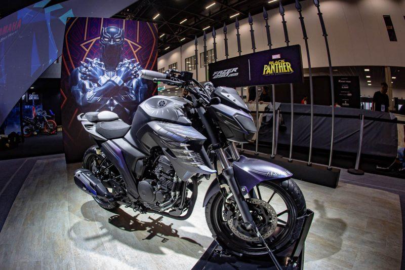 Yamaha traz emoção, tecnologia e segurança para o Salão Duas Rodas 2019