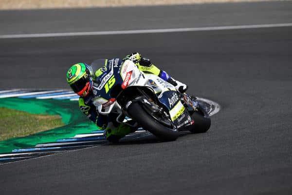 Eric Granado iniciou a pré-temporada ditando o ritmo na Espanha (MotoGP/Moto-E)