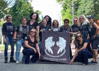 Dia Internacional da Mulher - Filhas do Vento e da Liberdade ajudam em ação nesse domingo