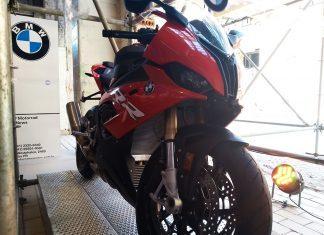 BMW S 1000 RR - 2020 no BMS Motorcycle 2019 em Curitiba