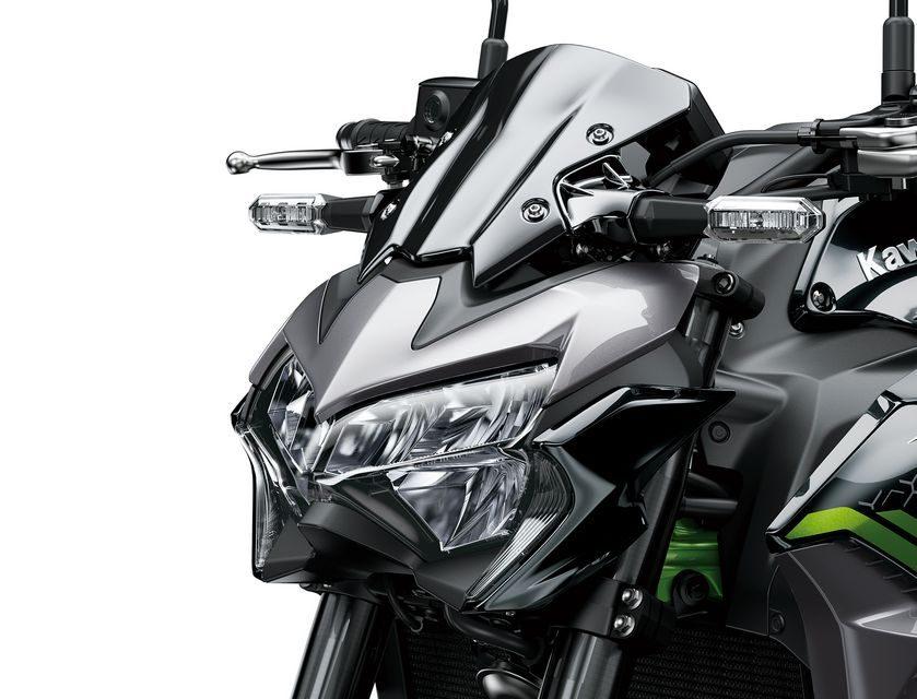 Z900 2021 em detalhes