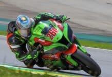 Kawasaki Racing Brasil - Piloto Matheus Barbosa