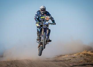 Depois de 1200 km e três dias de prova, Adrien Metge é o campeão do 6º Rally Jalapão - Foto: Gustavo Epifânio